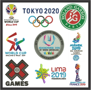 Sports Events logos
