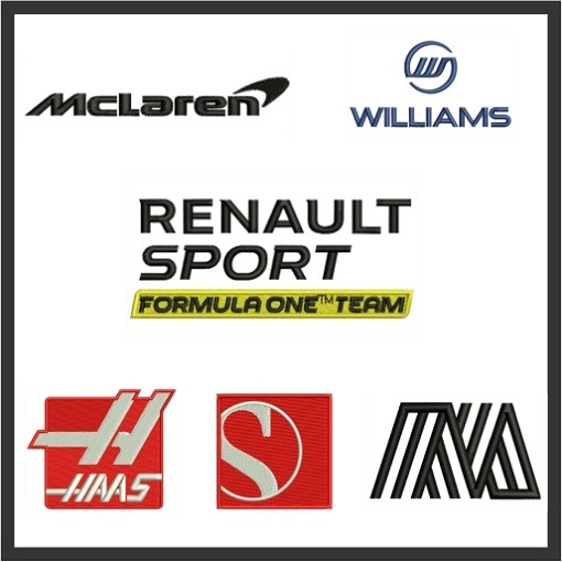 All formula1 teams