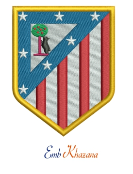 Atletico madrid old logo