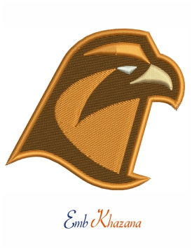 Bowling Green State University Falcons embroidery design