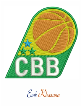 Brazil Basketball Logo