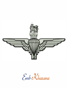 British parachute regiment logo