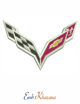 Corvette Flag Logo