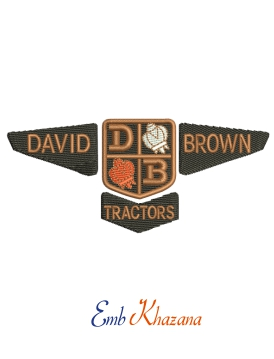 David Brown Logo