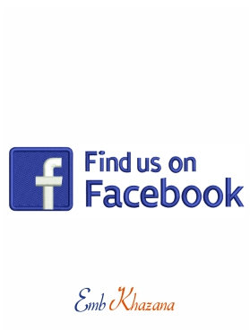 FIND FACEBOOK LOGO