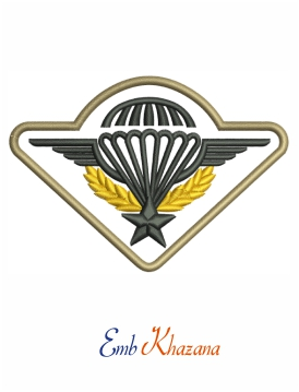 French Parachute Wings