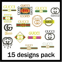 Gucci Logo Design Pack