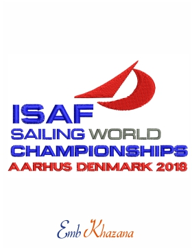 ISAF Sailing World Championships Logo