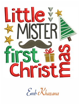 Little Mister Christmas