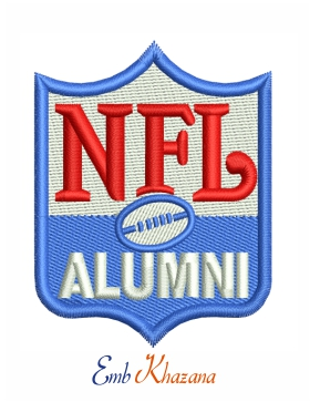 National Football Alumni Logo