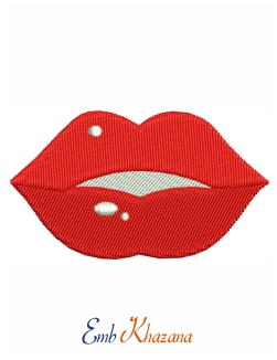 Red Lips Design