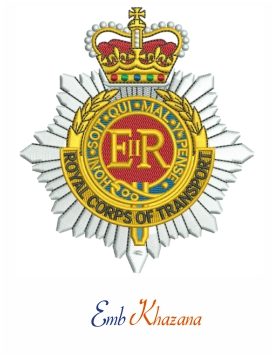 royal corps of transport Logo
