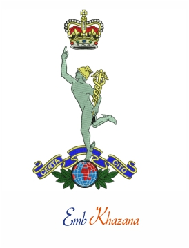 royal signals badge