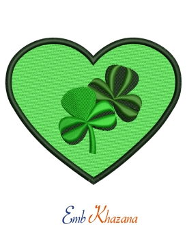 Shamrocks Heart