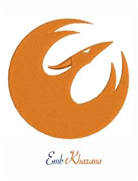 Star wars rebels phoenix embroidery design