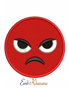 Angry Mad Face Emoji
