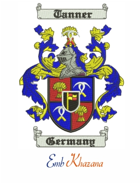 Tanner Germany Coat Of Arms
