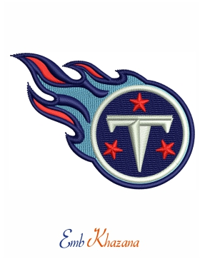 Tennessee Titans Football Logo