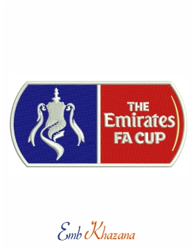 The Emirates Fa Cup Logo