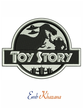 Toy Story embroidery design