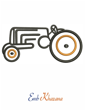 Tractor Outline