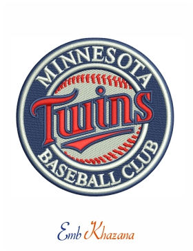 minnesota twins baseball club logo