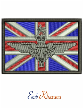 Union Jack Parachute Regiment