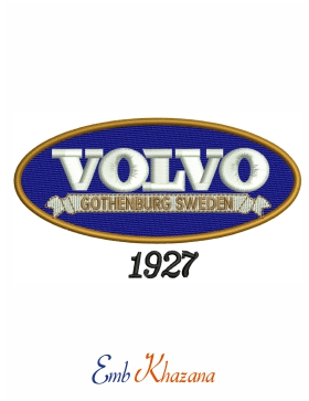 Volvo Car Logo 1927