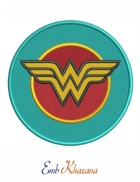 wonder woman shield logo