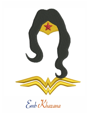 Wonder women face