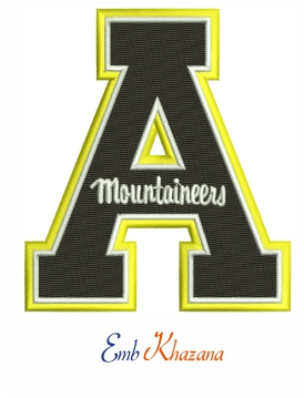 Appalachian State Mountaineers Logo