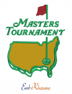 augusta masters tournament logo