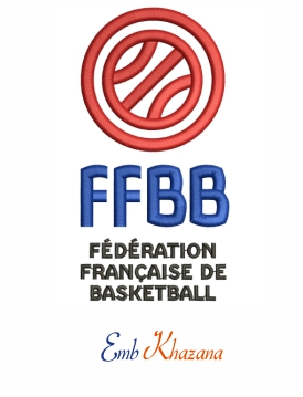 France Basketball Logo
