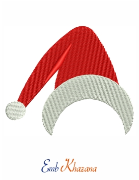 christmas cap free embroidery designs