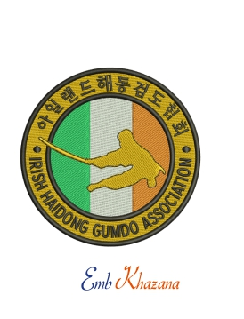 irish haidong gumdo association