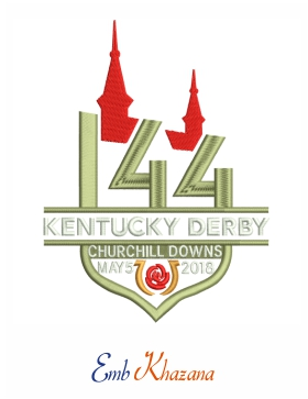 Kentucky Derby 2018 Logo