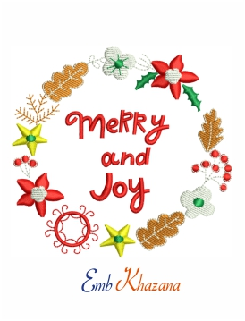 merry and joy