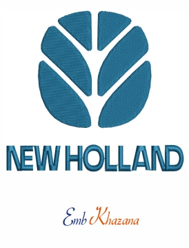 new holland tractor logo
