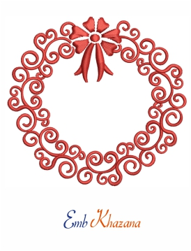 Ornament Christmas Design