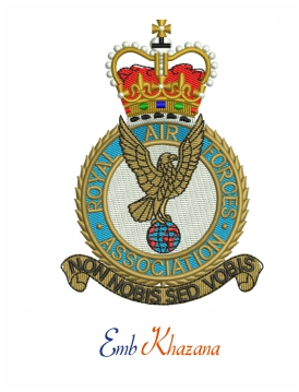 royal air force association crest