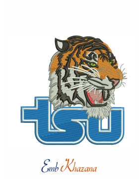 Tennessee State Tiger Logo